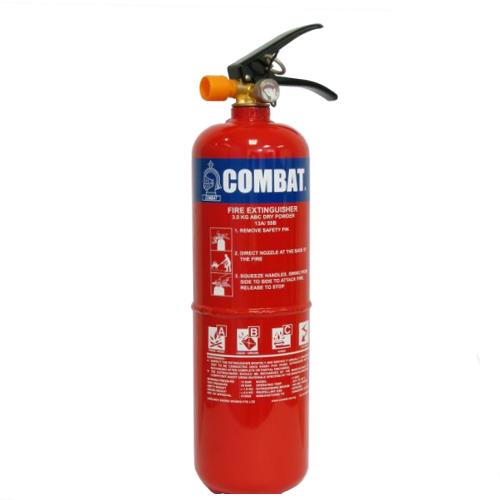 3kg ABC Stored Pressure Fire Extinguisher