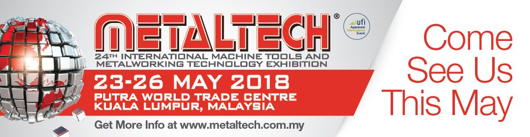 MetalTech Exhibition in Kuala Lumpur