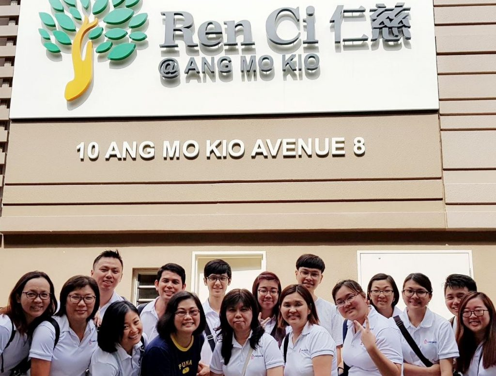 RENCI @ Ang Mo Kio