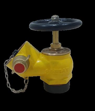 Landing valve (yellow)